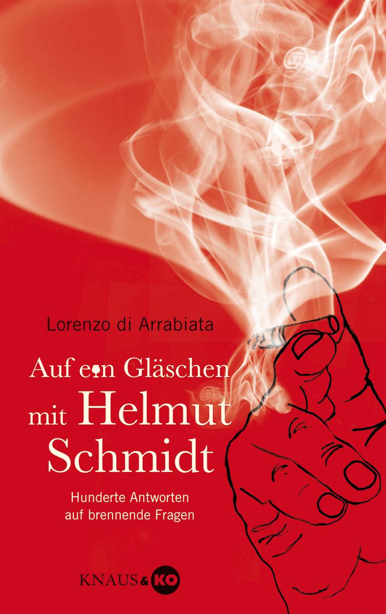 Cover Auf ein Gläschen mit Helmut Schmidt